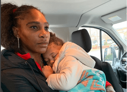 Working And Being A Mom Is Not Easy – Serena Williams