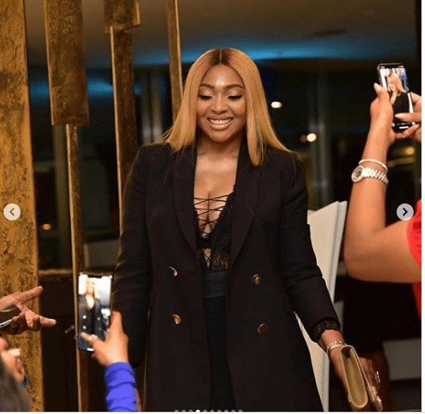 4 1 - Lilian Esoro Replies Fan Who Made Comments About Her Crashed Marriage