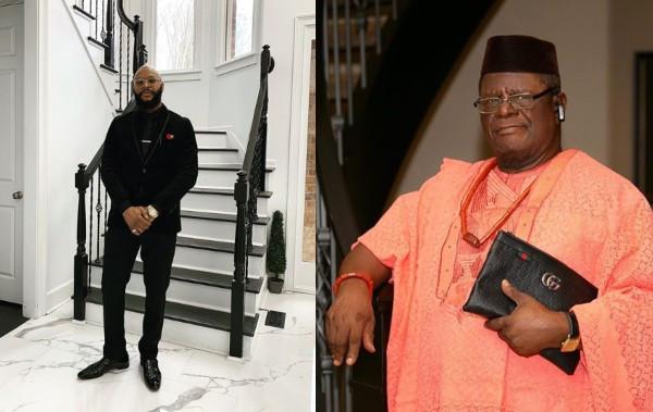 Nigerian Singer, Kaha Loses Dad