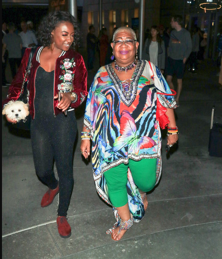 American Comic, Luenell Bans Daughter From Coming To Her House