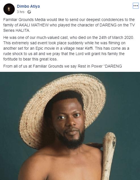 Atiya's post