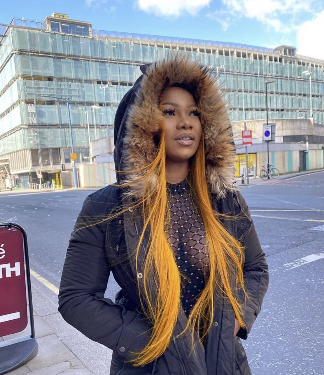 Tacha Speaks Against Introduction Of 5g Network In Nigeria (Picture)