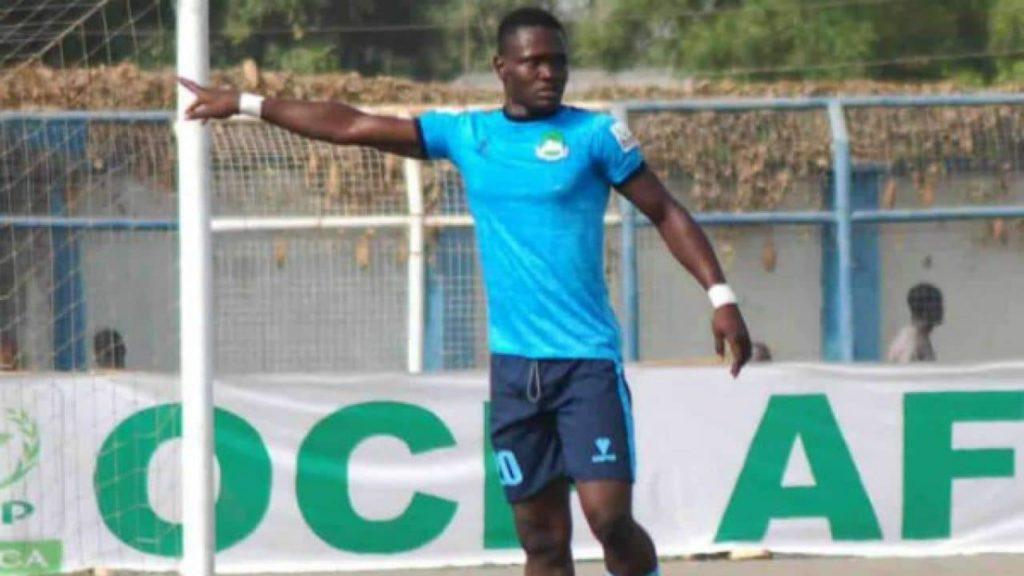 Nasarawa United's Chieme Martins passes away in NPFL match against Katsina United