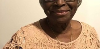 Famous author of English Language books and an educationist, Mrs Phebean Ajibola Ogundipe