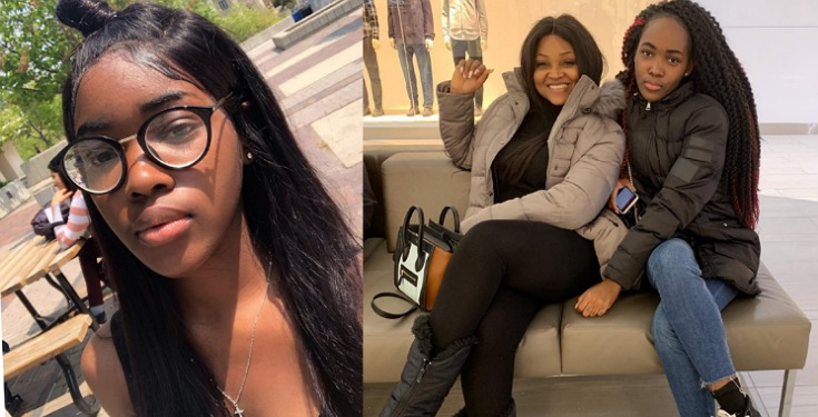 'You Need To Be Selfish' – Mercy Aigbes Daughter, Michelle Writes