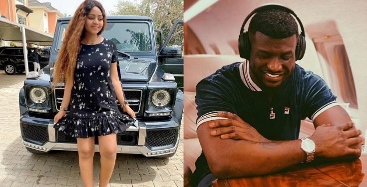 I Will Empty Shoprite In 30 Seconds, Regina Daniels Tells Peter Okoye