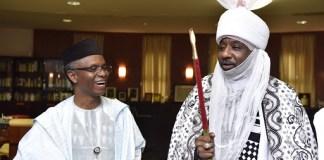 Governor elrufai and Sanusi
