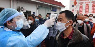 hantavirus hits china, one dead