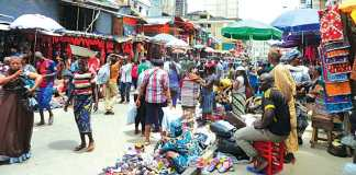 Enugu market