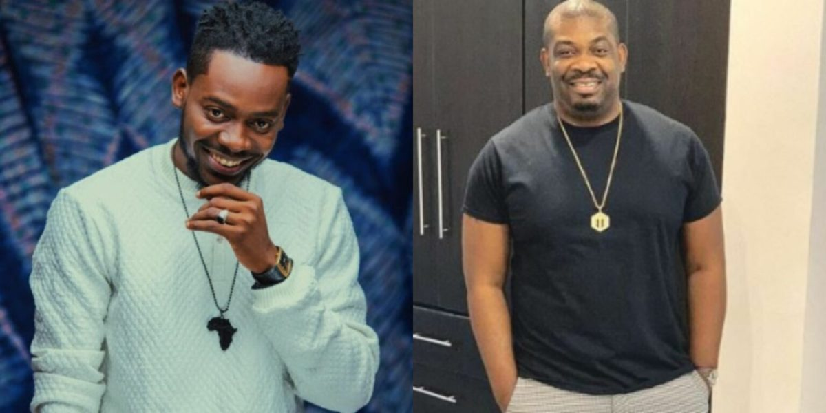 Don Jazzy Reacts As Adekunle Gold Recounts How He Referred To Him As Dad 9 Years Ago