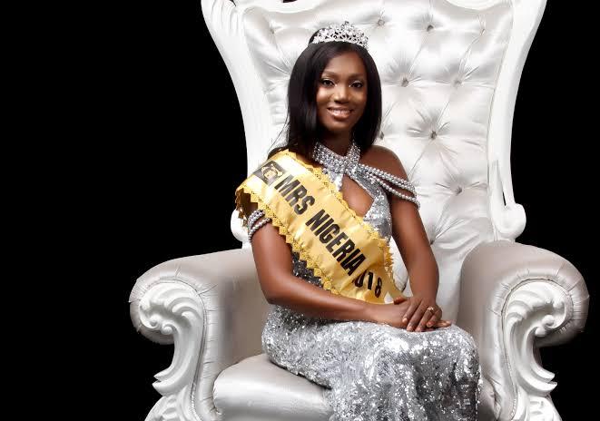 Mrs Nigerian Universe, Lady Emelda