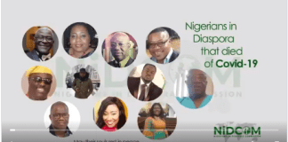 Nigerians who died from COVID-19