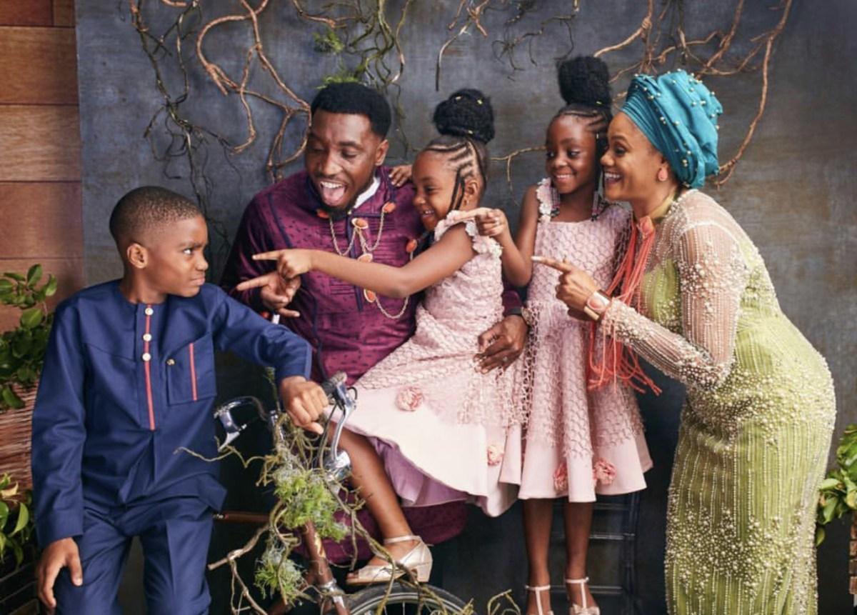 Timi Dakolo Shares Video Of His Daughters Having Misunderstanding