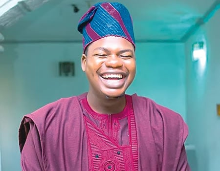 Mr Macaroni Remembers Don Jazzy's Kindness After 8 Years (Photograph)