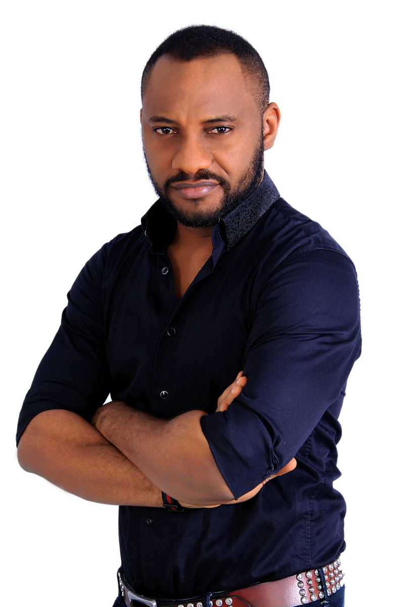 Yul Edochie Reveals What His Dad Did To Him After Telling Him He Wanted An Electrical Shop Instead Of School