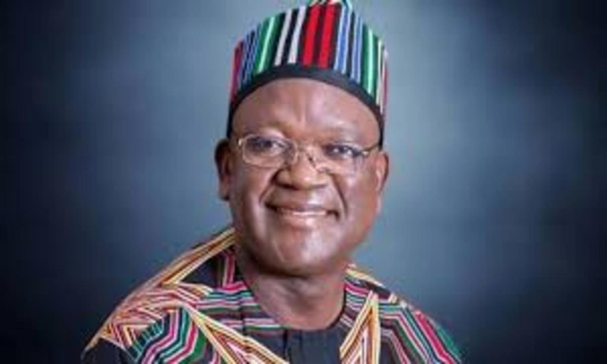 Ortom Speaks On Leaving PDP