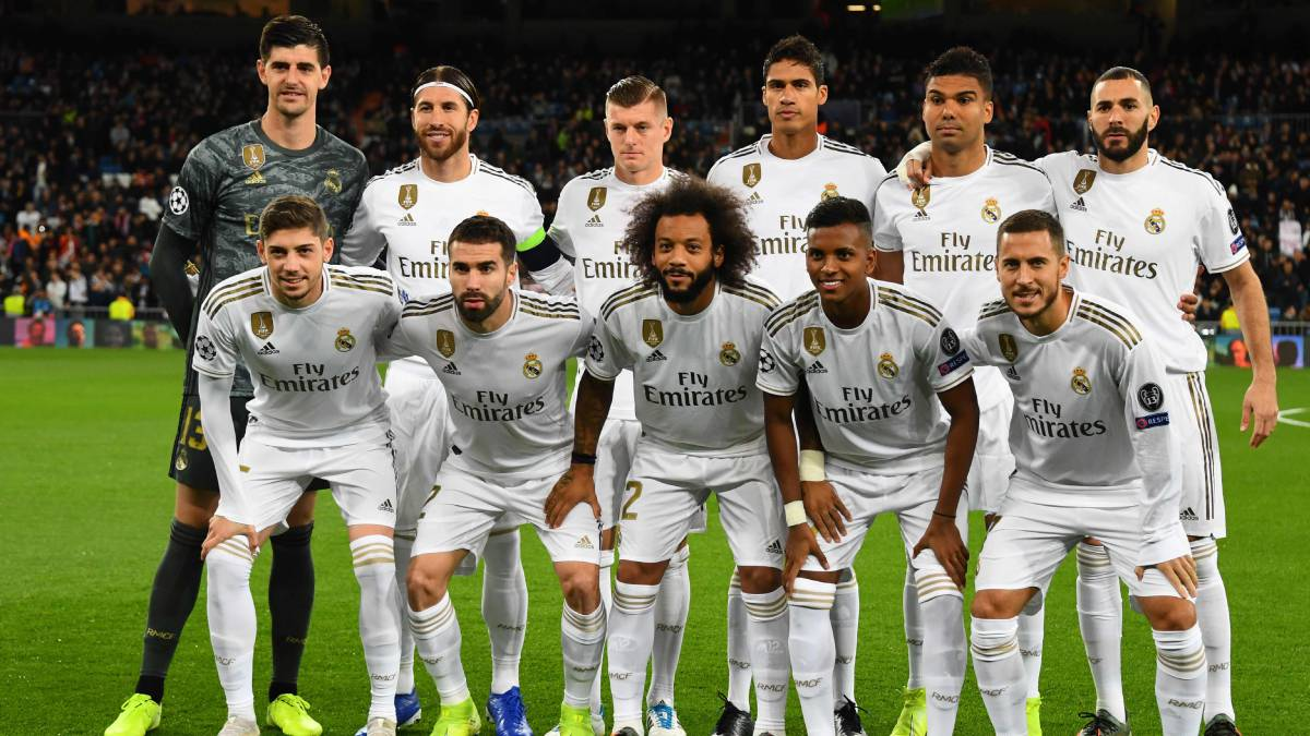 La Liga: Real Madrid Squad Back In Training (Photos)