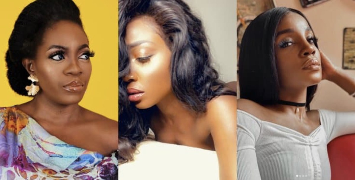 'Stop Saying Your Instagram Account Was Hacked'  Shade Ladipo Shades Seyi Shay