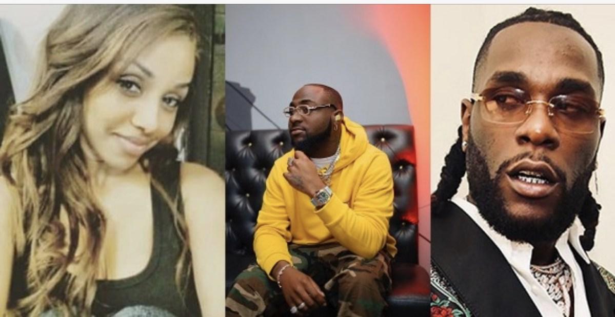 Davido Is African King, Not Burna Boy  Tour Expert, Konjo Leyla