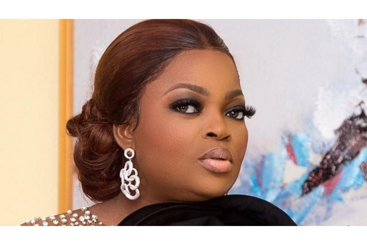 Actress Funke Akindele Reacts As Blogger Compares Her Against Genevieve Nnaji
