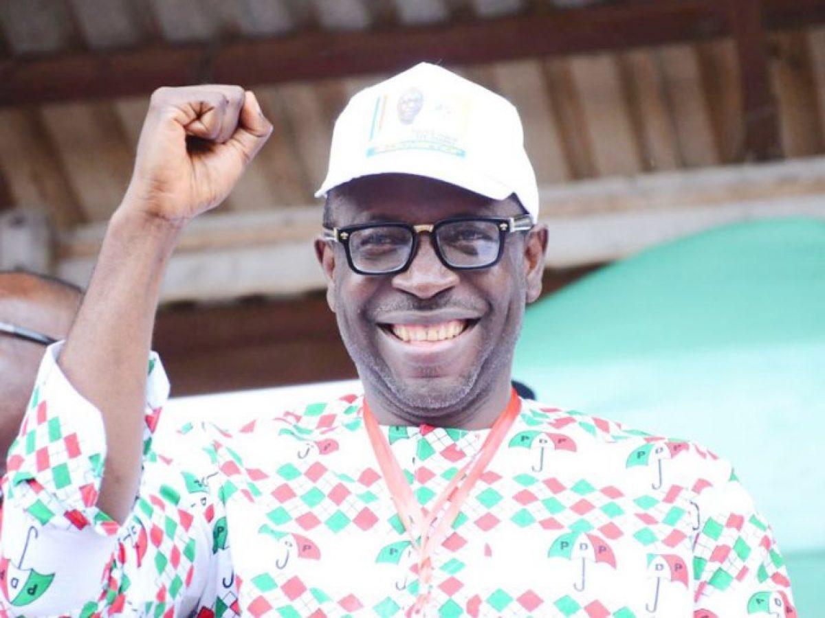 Seven Governorship Aspirants Stepped Down For Ize-Iyamu