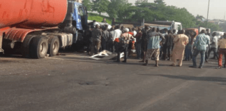 Otedola bridge accident