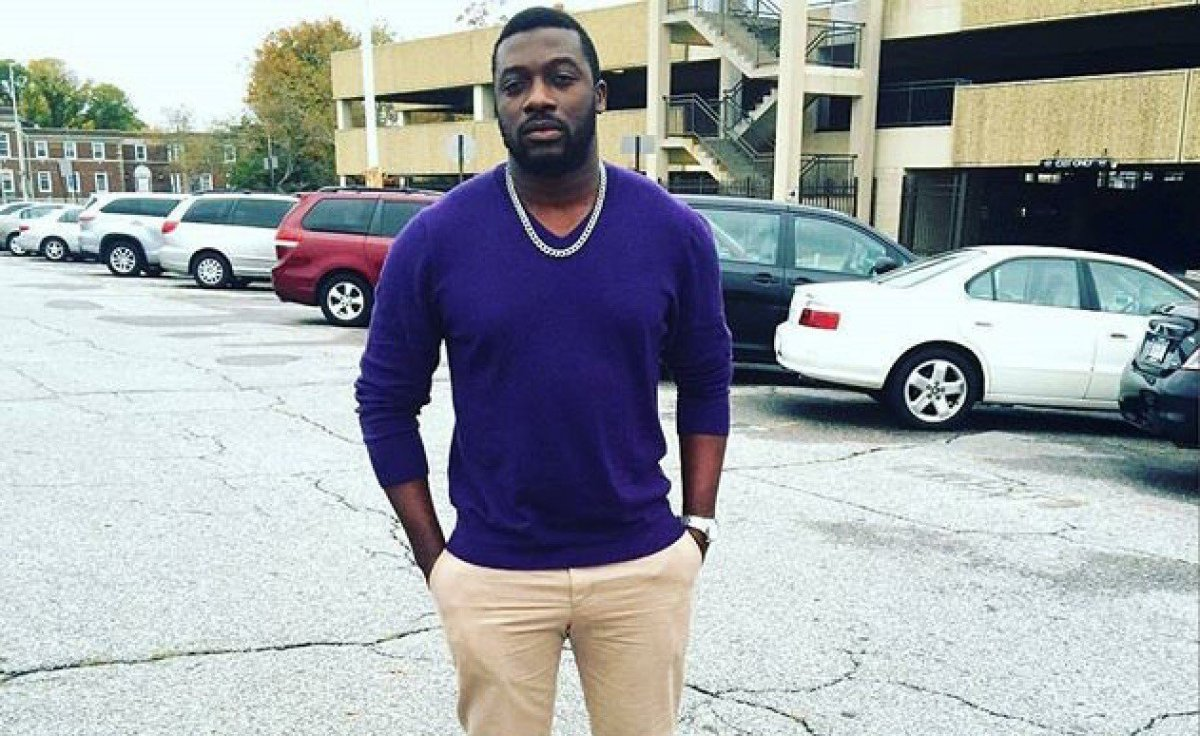 Actor Seun Jimoh, Wife Welcome Baby In US (Photo)