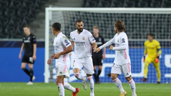 Madrid Dumps Liverpool Out Of UCL