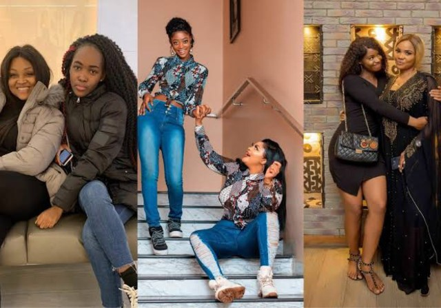 Meet Nigerian Celebrities Who Are Single Parents