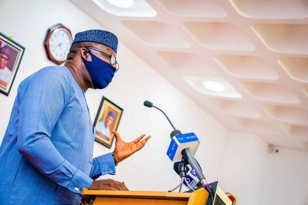 Insecurity: Nigeria Needs 200,000 Security Personnel, Says Fayemi
