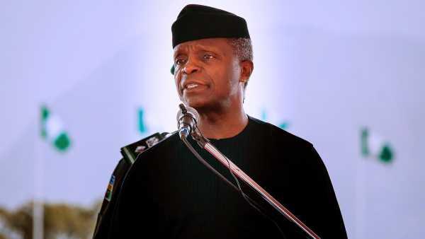Osinbajo: Ekiti Has Higher GDP Than Gambia, Cape Verde, Seychelles
