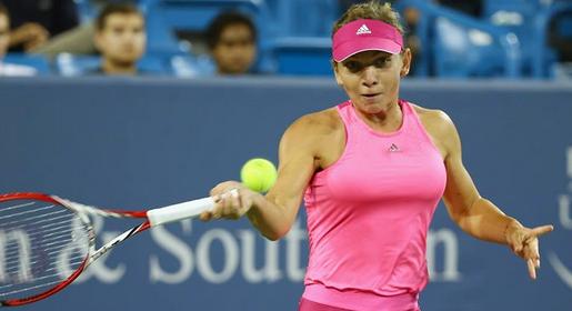 Australian Open Favourite Simona Halep Fires Into Quarters. Image: Tennis Australia.