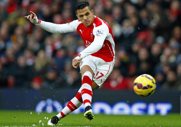 Alexis Sanchez is Not Fully Ready for Tottenham Hotspur Game, Says Arsene Wenger. Image: Getty.