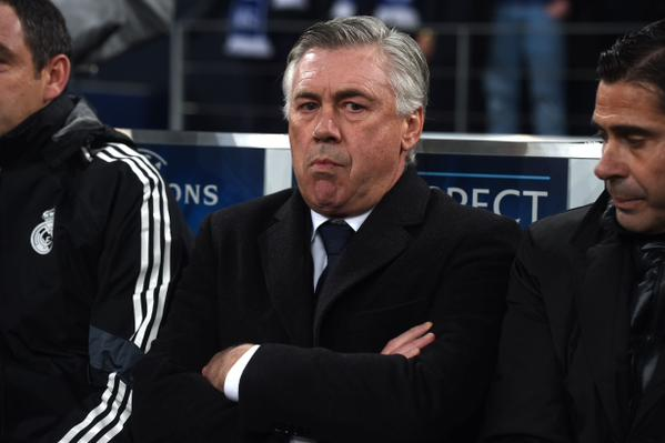 Ancelotti Believes Clubs Will Be Allowed to See Out the 2014-15 League Season Amidst Threat of an Impending Suspension. Image: Getty.
