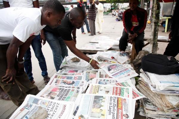 Nigerian Newspapers DP
