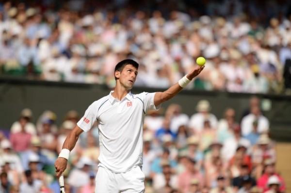 Novak Djokovic Through to Wimbledon Fourth Round. Image: AELTC.