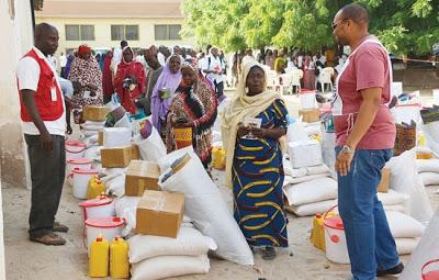 IDP rice