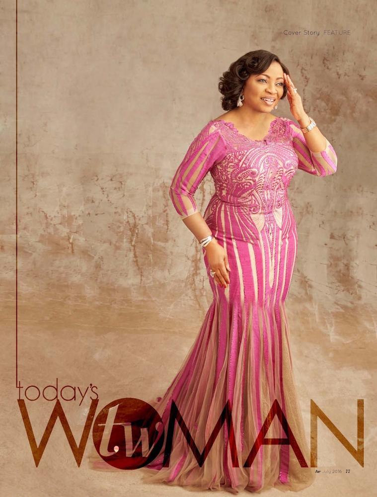 Stunning New Photos Of Africa S Second Richest Woman Folorunsho Alakija Information Nigeria