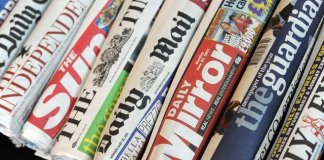 Nigerian Newspaper Headlines