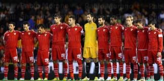 Valencia CF Vs Sevilla FC