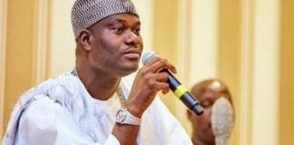 OOni Of Ife, Oba Adeyeye Ogunwusi