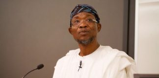 Interior Minister, Aregbesola