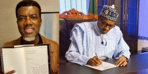 ''Although I Celebrate Buhari's For Securing Zainab's Release, I Still Need One Thing'' - Reno Omokri