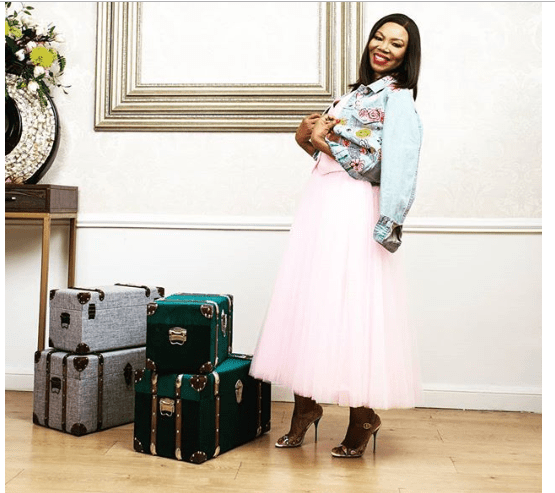 [Photos]: Betty Irabor releases beautiful new images as she turns 62