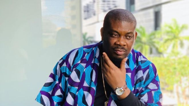 Tell interviewers all the great things you have done, yet your marital status ends up being the headline -  Don Jazzy cries out