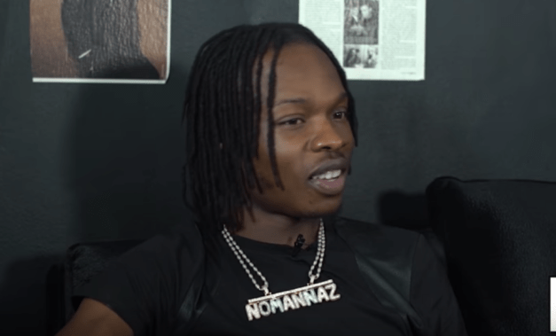 Naira Marley is a father, who has now turned his back on crimes - Management begs EFCC