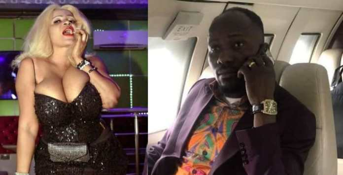 Shots fired! Cossy Ojiakor shades Apostle Suleman over his jet