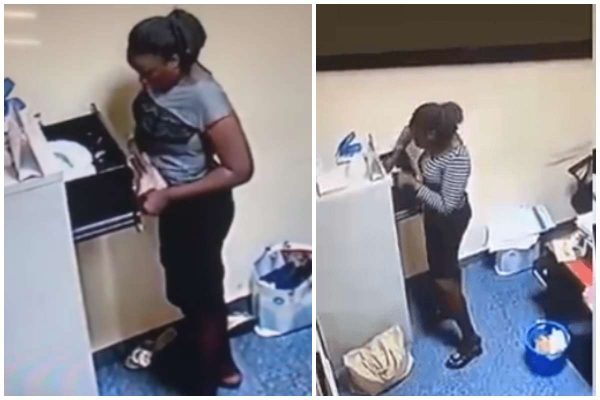 Yabatech Student Caught Stealing 500k