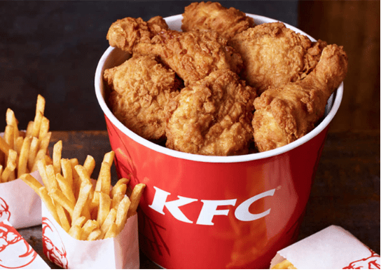 south African man arrested for eating at KFC free for 2 years straight