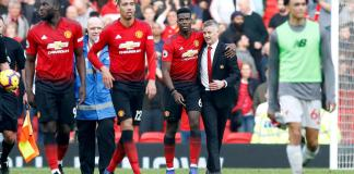 Social Media Goes Agog As Manutd Set To Miss 2019/2010 UEFA Champions League